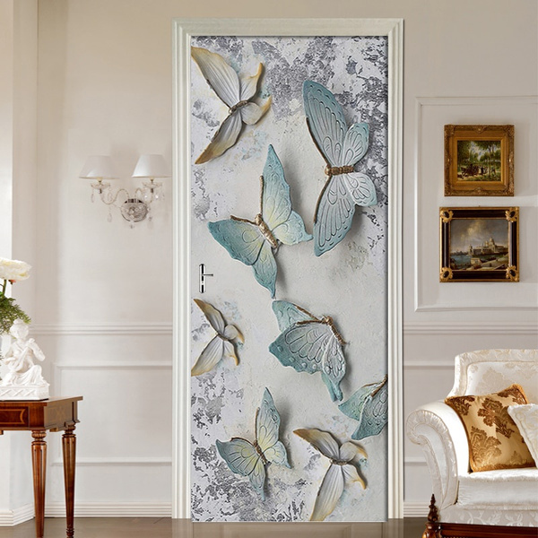 butterfly, Decor, Fashion, muraldecal