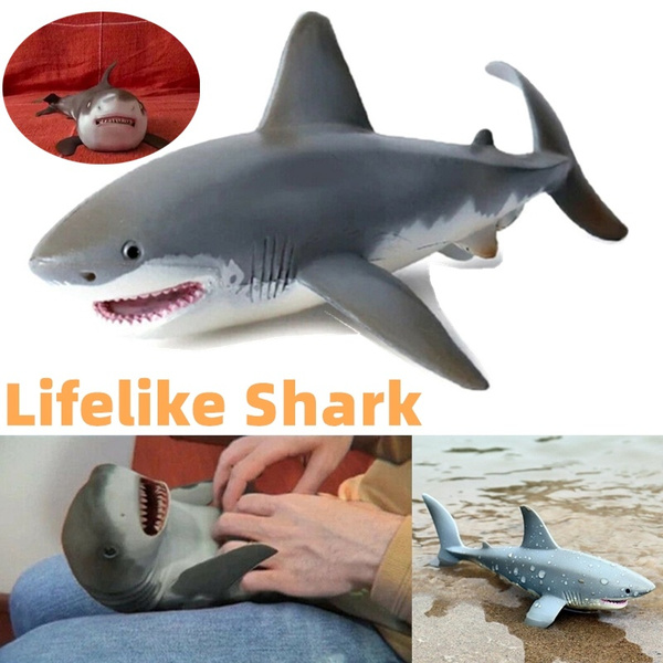 Funny, Shark, Toy, Gifts