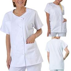 blouse, Shorts, doctorworkingsuit, Shirt