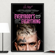 everyonecansee, art, hiphoprapstar, Posters