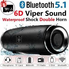 Mini, Outdoor, Waterproof, bluetooth speaker