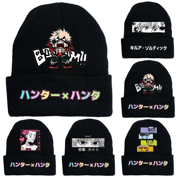Beanie, myheroacademia, winter cap, Winter