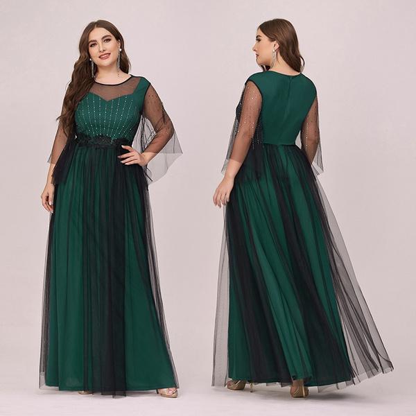 formaldressforwomen, Plus Size, Pretty, plus size dress