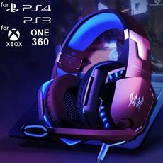 Headset, Video Games, noiseisolation, PC