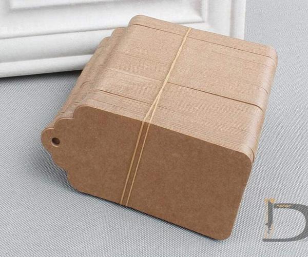 kraftpapertag, gifttag, Gifts, brown