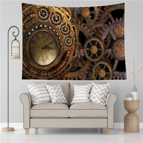 Machine, Wall Art, Home Decor, Gifts