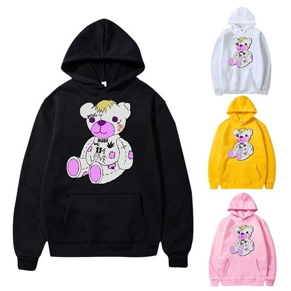 lilpeep, lilpeepbear, Bears, hoodies for women