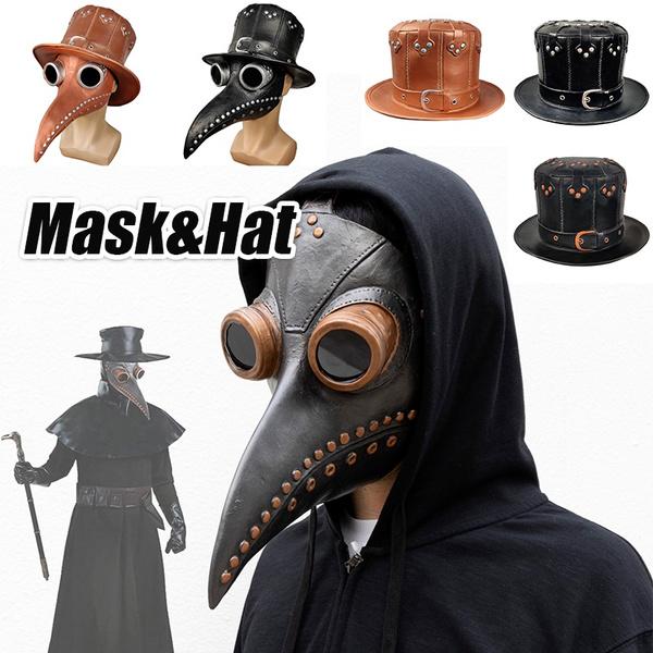 Goth, Fashion, Cosplay, Masks