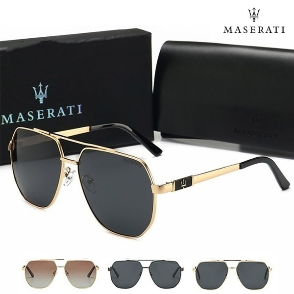 Glasses for Mens, サングラス, maserati, Fashion