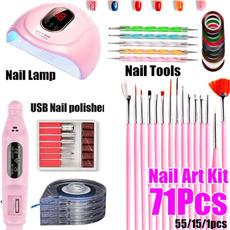 led, Beauty, Tool, Nails