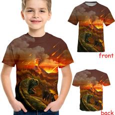 Summer, Kids & Baby, Graphic T-Shirt, Sleeve
