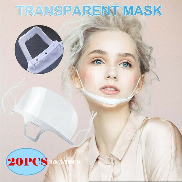 transparentmask, shield, faceshield, Windproof