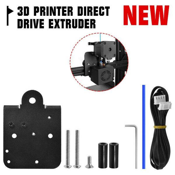 3dprinteraccessorie, extruderadapterplate, aluminumalloydirectdriveplate, Adapter