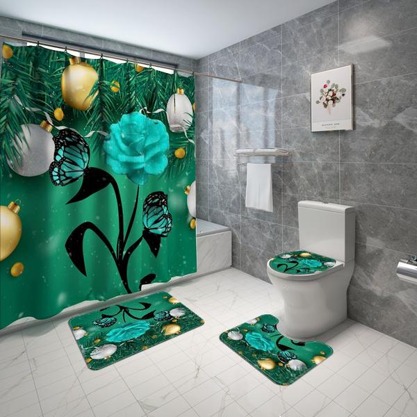 bathmatsforshower, Home Decor, Waterproof, Masks