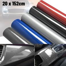 Car Sticker, Fiber, automotivediydecal, carbonfibervinylwrap