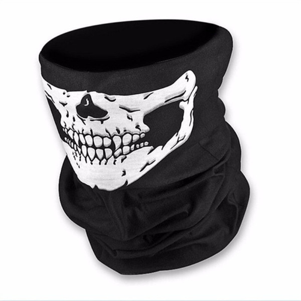 dustproofmask, Cycling, motorcyclemask, skull