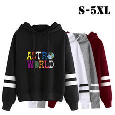 hoodiesformen, Plus Size, Sweatshirts, Long Sleeve