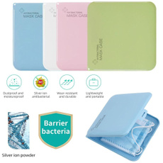 Storage Box, maskaccessorie, antibacterialstorage, portable