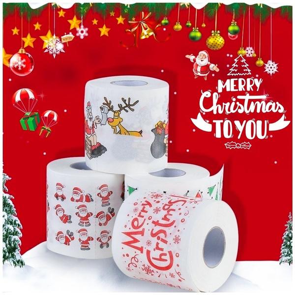 Decor, Christmas, Home & Living, Santa Claus