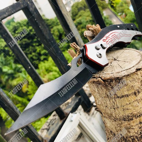 foldingknifehunting, Steel, pocketknife, otfknife