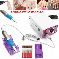 Nails Manicure, manicureamppedicure, electricnaildrillfile, Manicure & Pedicure