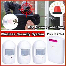 motionsensor, alarmsystem, Home & Living, Alarm