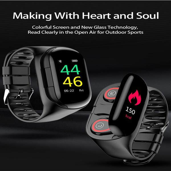 heartratemonitor, Heart, Earphone, Wristbands