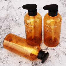 Bathroom, refillablebottle, Shampoo, largecapacityshampoobottle