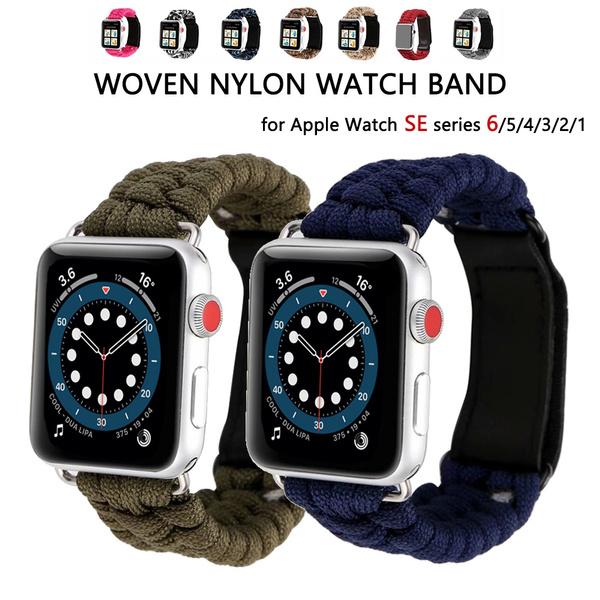 Blues, Bracelet, applewatchband44mmnylon, applewatchband44mm