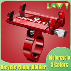 motorcycleaccessorie, aluminumalloyholder, Bicycle, bicyclephoneholder