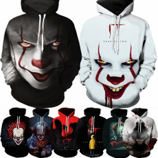 Fashion, itchaptertwo, menclownhoodie, Horror