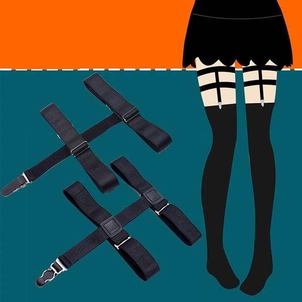 suspenders, non-slip, Fashion Accessory, Adjustable