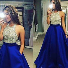 sleeveless, promgown, vestidoslongo, robedesoiree