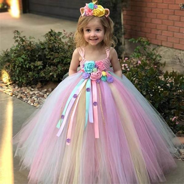 Flowers, Princess, Halloween Costume, Dress