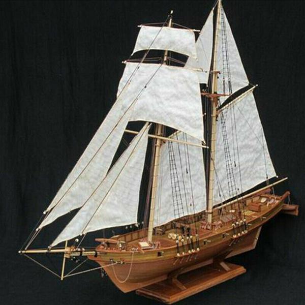 learningtoyforkid, woodensailingboat, diyboatmodel, shipmodel