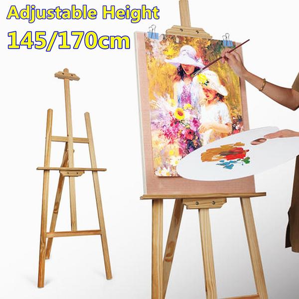easel, art, paintingmaterial, Wooden