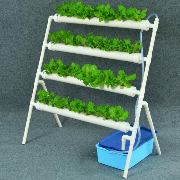 vegetablebox, Equipment, hydroponicgrowkitsystem, planter