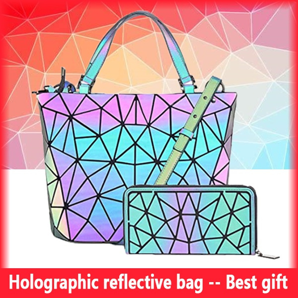 Shoulder Bags, Holographic, Gifts, giftnovelty
