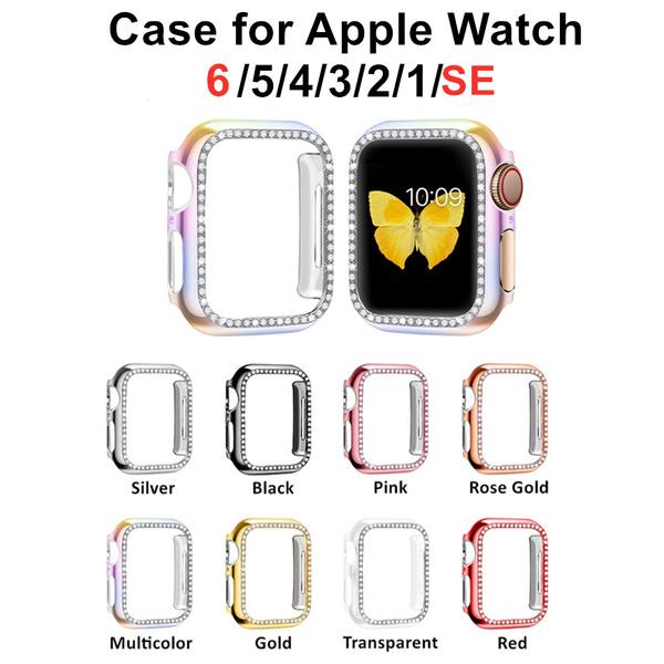 case, Bling, applewatchseriessewatchcase, applewatchseries6case