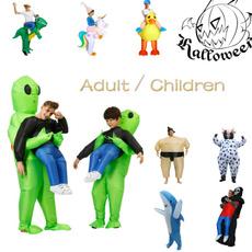 cartoonpuppetcostume, inflatablecostume, Halloween Costume, Inflatable