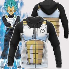 vegeta, Fashion, cosplaysweater, Armor