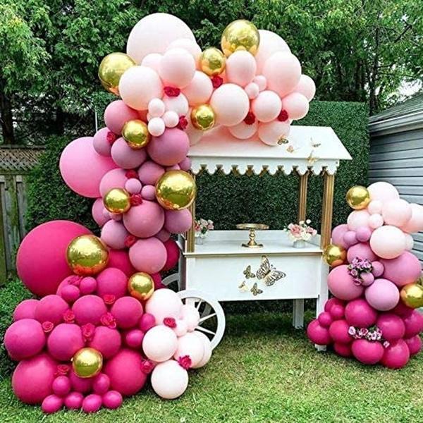 pink, Christmas, Carnival, Rose