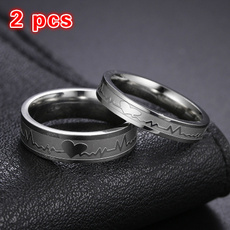 Couple Rings, ringsforcouple, Moda, wedding ring