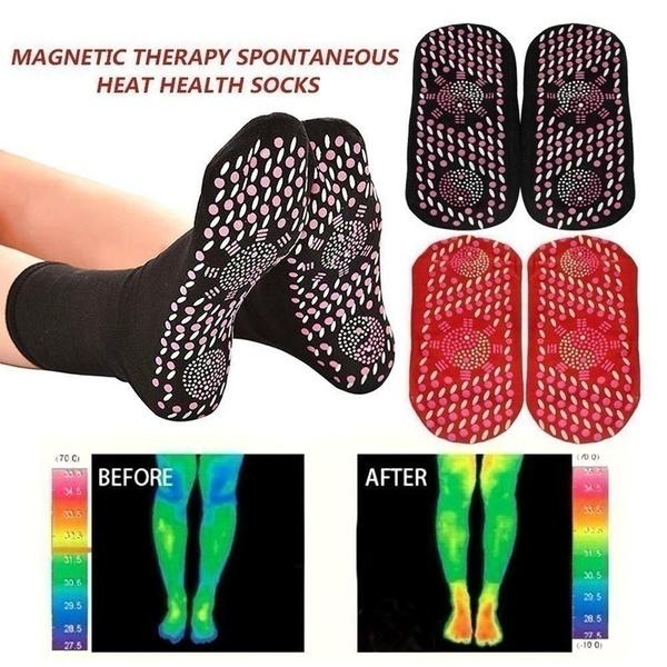 massagesock, selfheatingsock, Winter, Socks