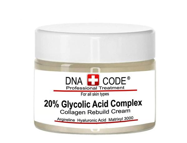 coq, collagen, wargirelinematrixyl, complex