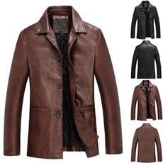 motorcyclejacket, Plus Size, Jacket, leather