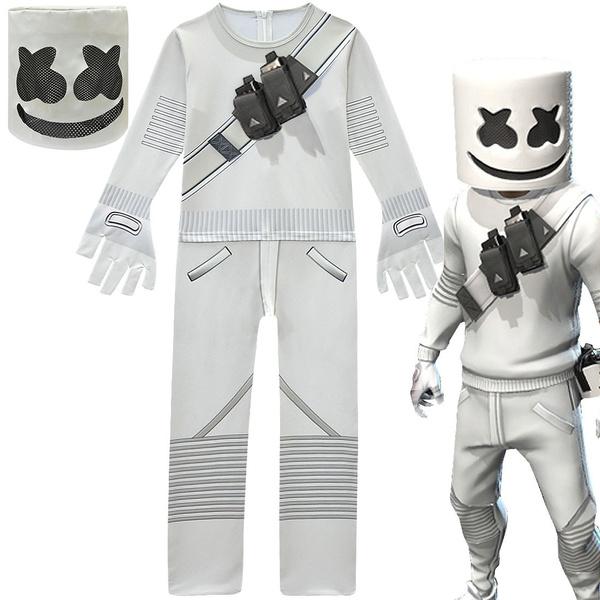 Dj, marshmellodj, cosplaydj, Cosplay Costume