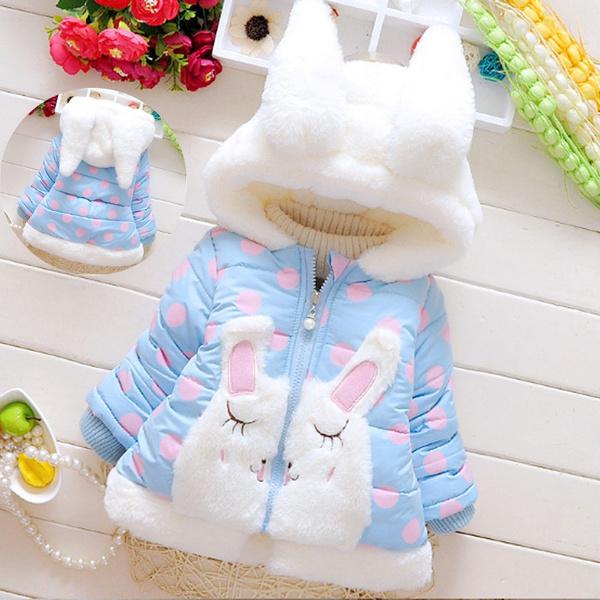 kidshoodedjacket, kidssweater, rabbit, Fashion