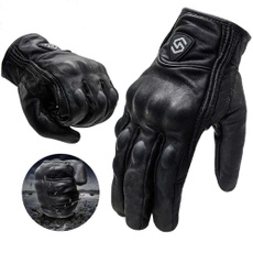 cyclingracingglove, Touch Screen, leather, motorbikeglove
