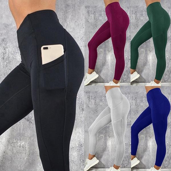 Fitness, yoga pants, Running, skinny pants